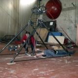 ODILON - 2010 - trebuchet autonome