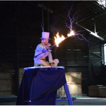 Les Pyromanciens Excentriques