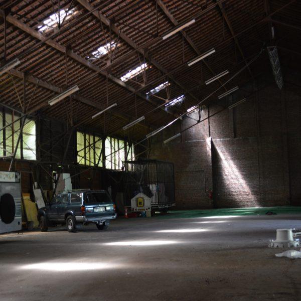 "Atelier résidences - ""Hangar blanc"""