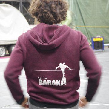 Résidence / Cirque Baraka